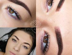 Realizacja makijażu permanentnego brwi w Centrum Plaszek w Wejherowie