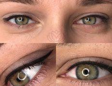 Makijaż permanentny powiek